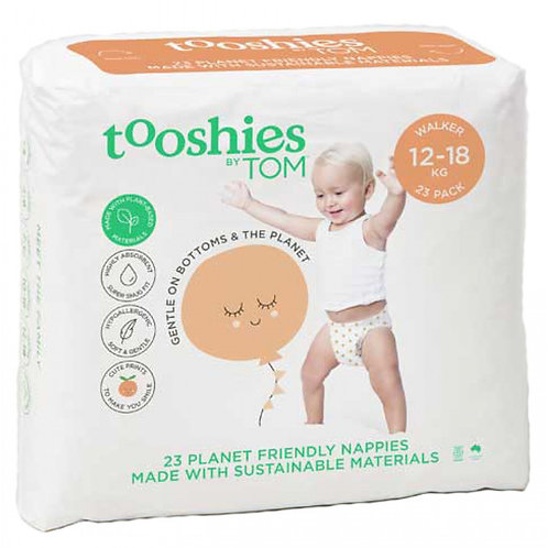 Toothy Walker Nappies