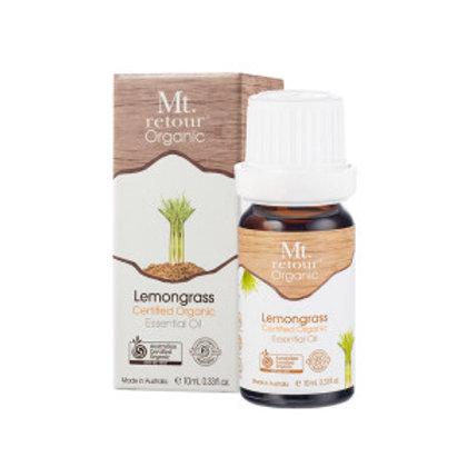 Mt Retour Lemongrass 100% Essential Oil 10ML