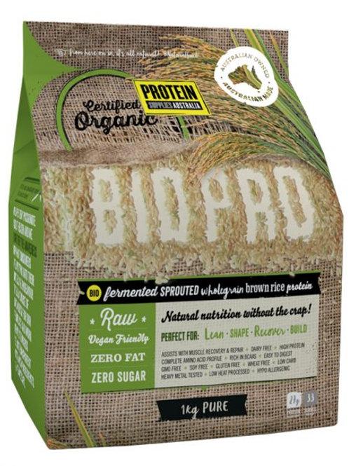 Protein Supplies Australia BioPro (Organic 90% Protein) 1kg