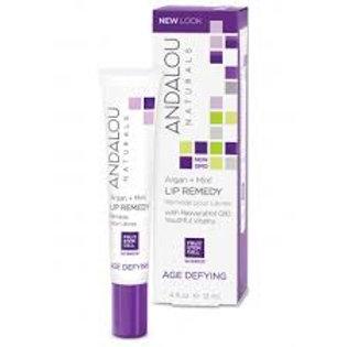 Andalou Argan & Mint Lip Remedy 12ml
