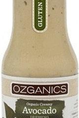 Ozganics Creamy Avocado Dressing