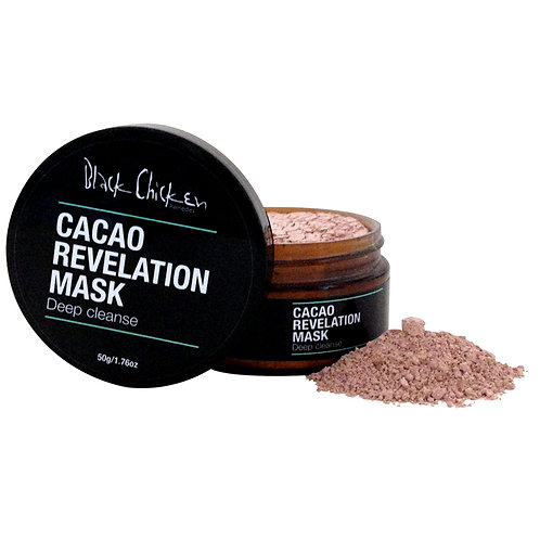 Black Chicken Remedies Cacao Revelation Mask (50g)
