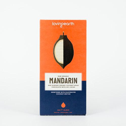 Loving Earth Mandarin & Gubinge Chocolate