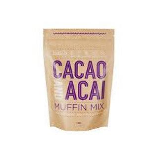 BAKE MIXES Cacao & Acai Muffin 250g