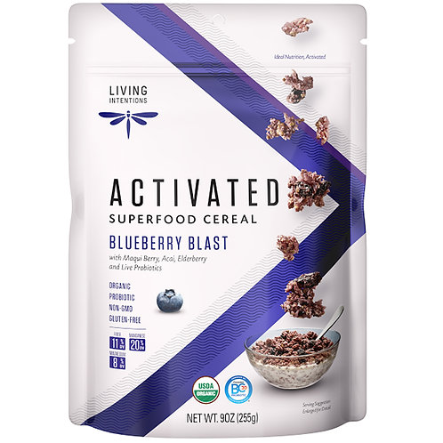 Blueberry Blast Superfood cereal 255gm