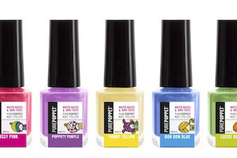 Pure Poppet Nail Polish Twin Pack