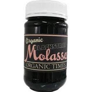 ORGANIC TIMES Molasses 490g