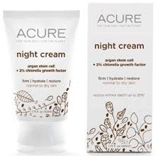 Acure Argan Night Cream 50ml