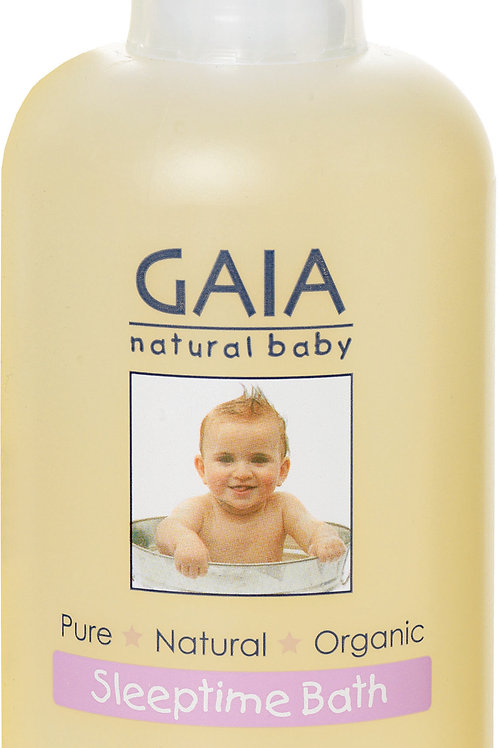 Gaia Natural Baby Sleeptime Bath