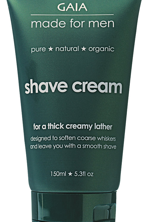 Gaia Mens Shave Cream