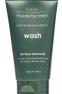 Gaia Mens Body Wash