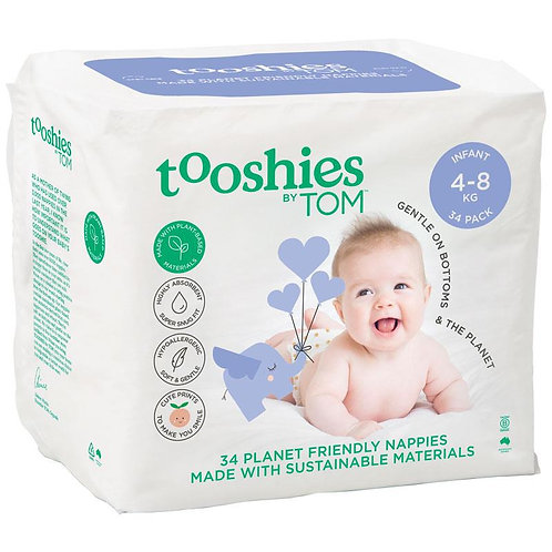 Tooshie Infant Nappies