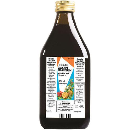 Floradix Calcium Magnesium Drink
