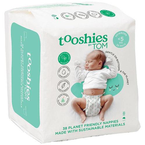 Tooshies Newborn Nappies