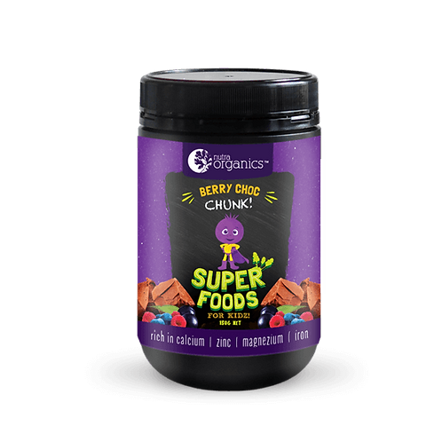 Nutra Organics Superfood for Kids Berry Choc