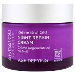 Andalou Night Repair Cream 50ml
