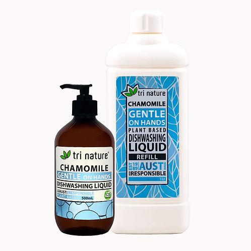 Tri Nature Chamomile Dishwashing Liquid