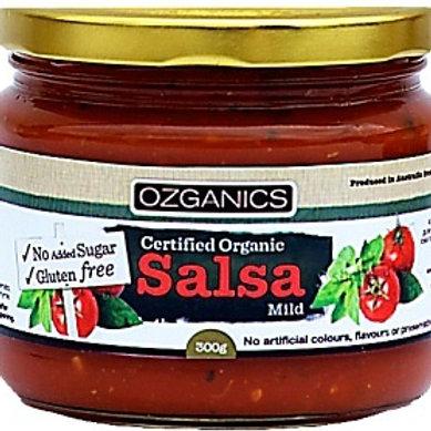Ozganics Salsa