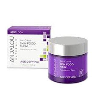 Andalou Avo Cocoa Skin Food Mask 50ml