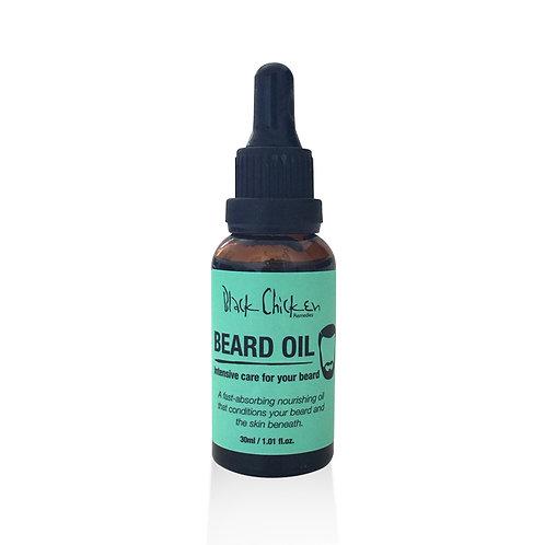 Black Chicken Remedies Beard Oil (30ml)
