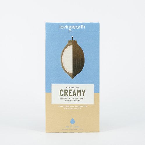 Loving Earth Raspberry Coconut Mylk Chocolate