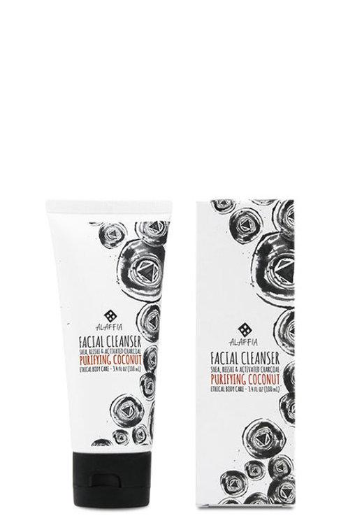 Alaffia facial cleanser