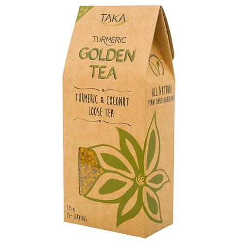 Taka Turmeric Golden Tea 140g