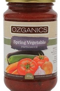 Ozganics Organic Spring Vegetable Pasta Sauce