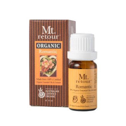 Mt Retour Romantic Blend 100% Essential Oil 10ML