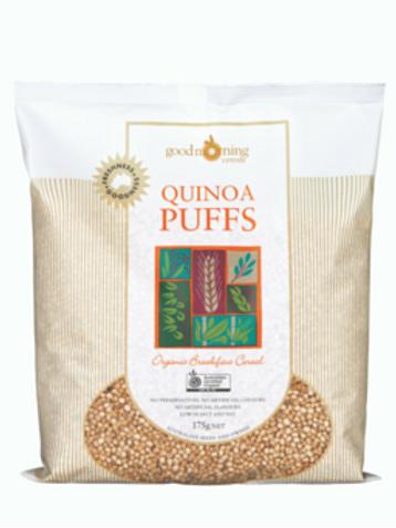Quinoa Puffed 175g