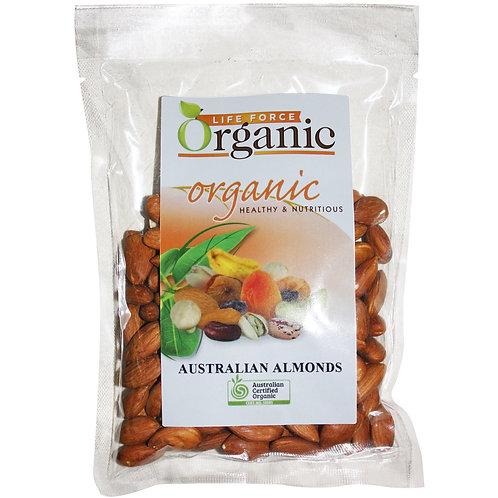 Raw Almonds 1kg (organic)
