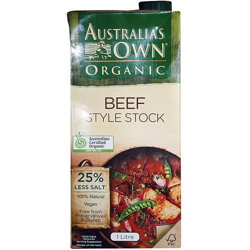 Beef Style Stock 1lt