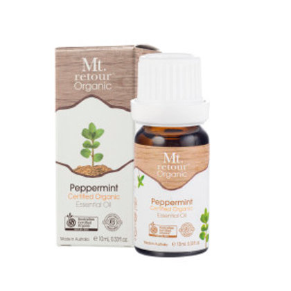Mt Retour Peppermint 100% Essential Oil 10ML