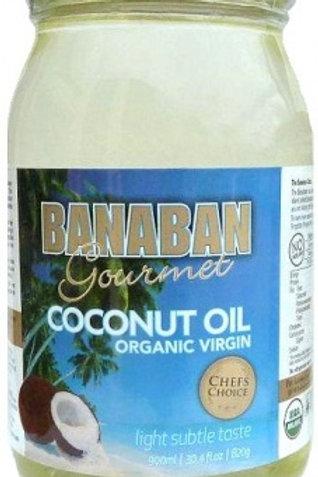 Coconut Oil Raw 1L