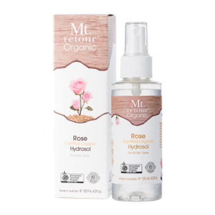 Mt Retour Rose Oil Face and Body Mist 125ML