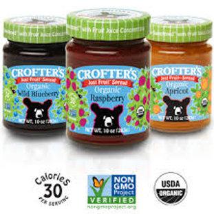 Crofters fruit spread 283g