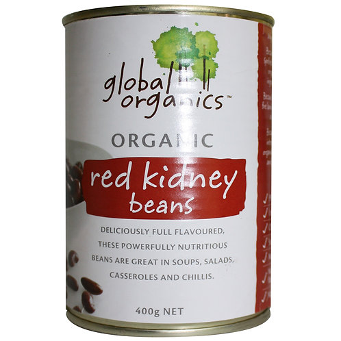 Red Kidney Beans 400g can