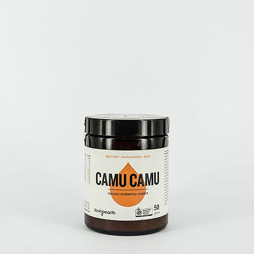 Loving Earth Camu Camu 50g