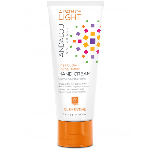 Andalou hand cream clementine 100ml