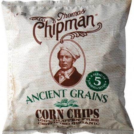 Thomas Chipman Org Ancient Grain Chips G/F 200g