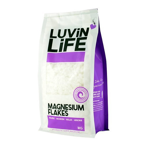 LUVIN LIFE Magnesium Flakes 1kg