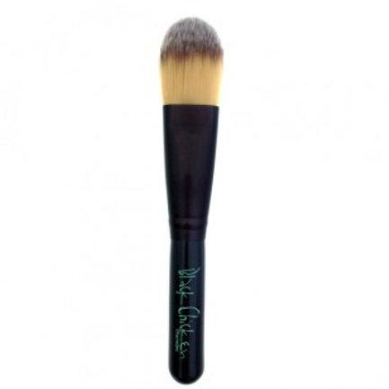 Black Chicken Remedies Face Mask Brush