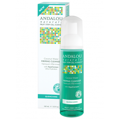 Andalou Quenching Coconut Water Firming Cleanser