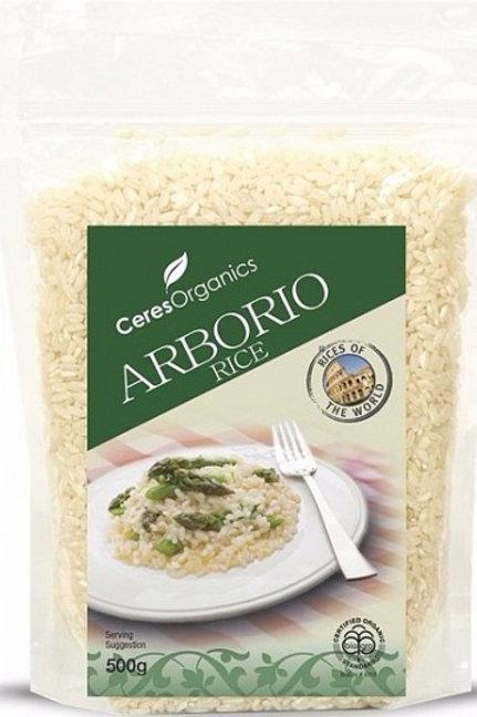 Ceres Organics Rice Arborio 500g