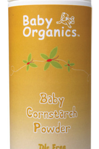 Baby Organics Corn Starch Powder 100g