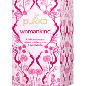 Pukka Tea Womankind