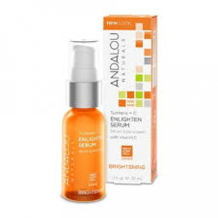 Andalou Turmeric & C Enlighten Serum 32ml