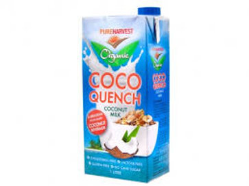 Pure Harvest Coco Quench milk carton (12 packs)
