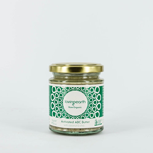 Loving Earth Activated ABC Coconut & Chia Butter