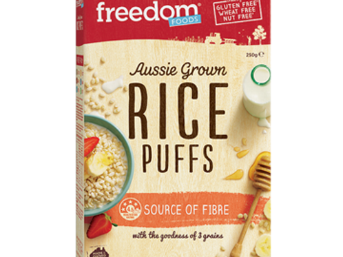 Freedom Rice Puffs 250g